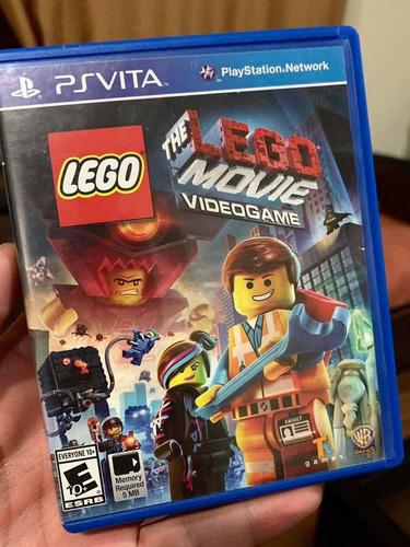 Juego Psvita Lego The Movie Psp Vita Quito Y Envíos