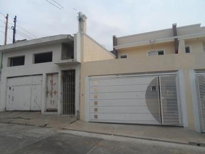Sobrado Residencial À Venda, Anália Franco, São Paulo. - So1680