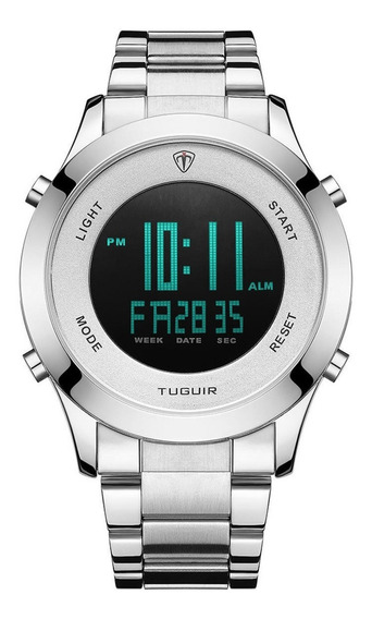 Relógio Masculino Esportivo Digital Original Garantia Luxo
