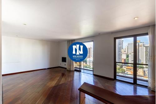 Imagem 1 de 30 de Apartamento Pacaembu - Excelente Oportunidade - Nwc-re-0108