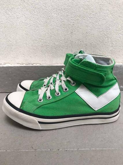 Zapatillas Pony Verdes Unisex