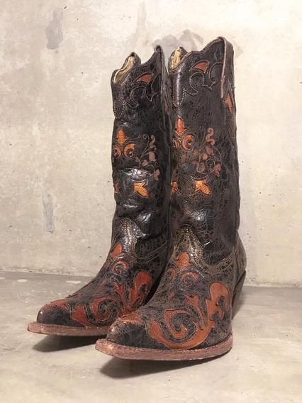 Bota Corral Boots (br 36,5 / Us Fem. 8) - Country Cowboy