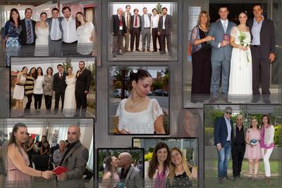 Fotógrafos Para Civil, Eventos, Bautismo, Casamientos.