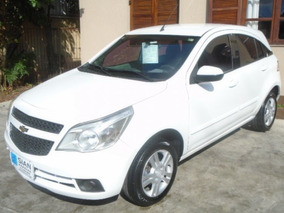 Agile 1.4 Mpfi Ltz 8v Flex 4p Manual