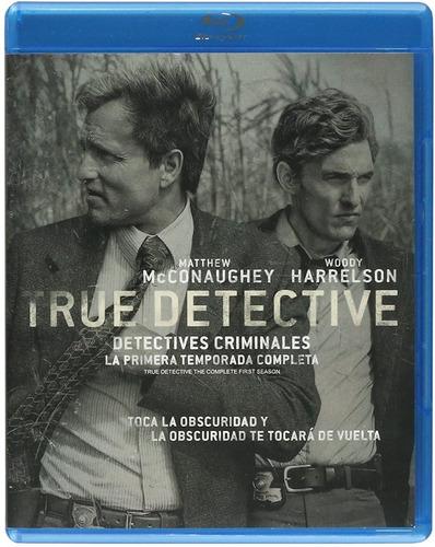 True Detective Primera Temporada 1 Blu-ray