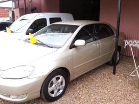 Toyota Corolla 2006 Td Xei Anticipo Y Cuotas!! Permutas!!