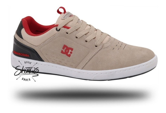 Tênis Dc Chris Cole Signature Council Skate Suede Masculino