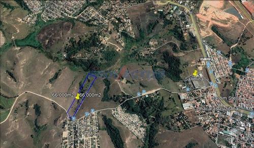 Área À Venda Em Chácaras Luzitana - Ar263941