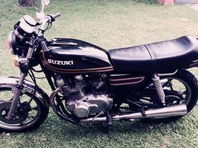 Suzuki Gs 425 Clasica!