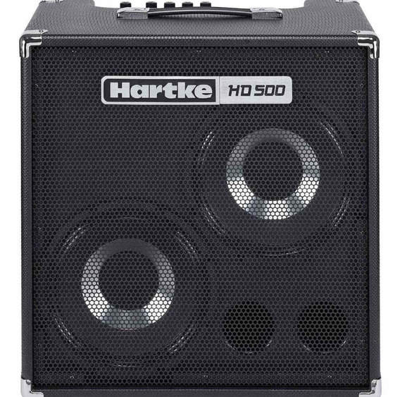 Amplificador Hartke HD Series HD500 500W 110V/220V