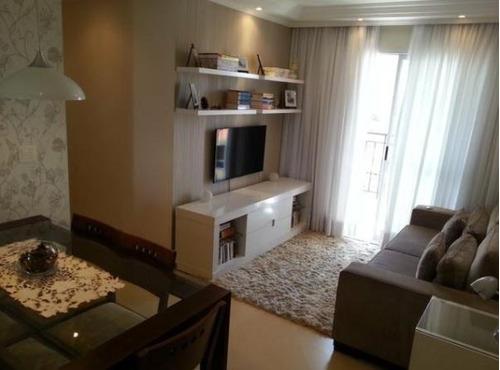 Imagem 1 de 20 de Apartamento Residencial À Venda, Tatuapé, São Paulo. - Ap3782