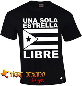 Playera Bandas Calle 13 Estrella By Tigre Texano Designs