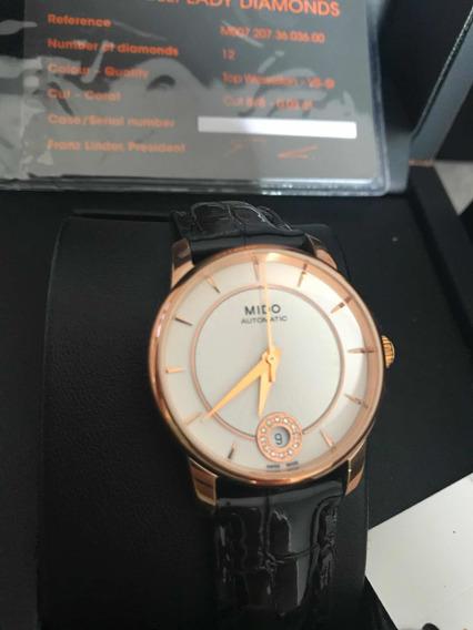 Relógio Mido Baroncelli Automatico