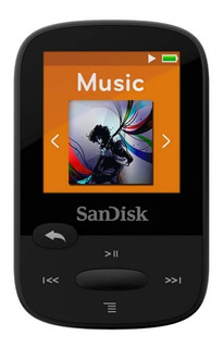 Sandisk Clip Sport 8gb Reproductor Mp3 Player