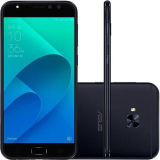 Asus Zenfone 4 Selfie Pro Zd552kl 64gb 4gb Preto Vitrine 1