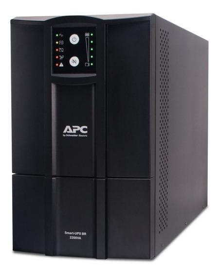 Nobreak Apc Smc2200xli-br Smart-ups 2,2 Kva (2200va)