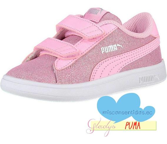 Zapatos Puma Para Niña Talla 9