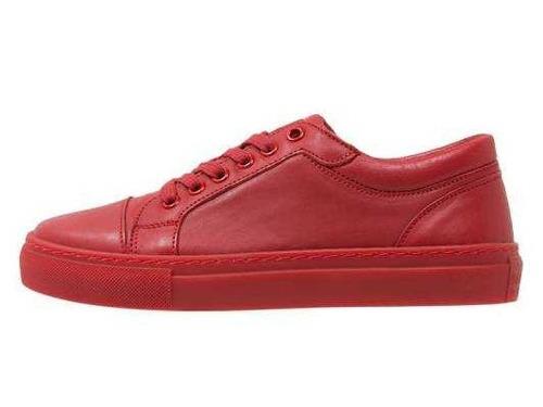 Zapatos Boom Bap Original Talla 40 Rojo Casual Unisex Cambio