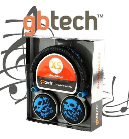 Audifonos Gbtech