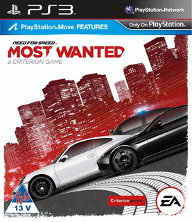 Need For Speed Most Wanted Juego Digital Ps3