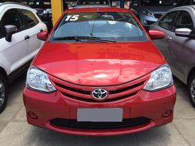 Toyota Etios Hatch Etios X 1.3 (flex) 2015