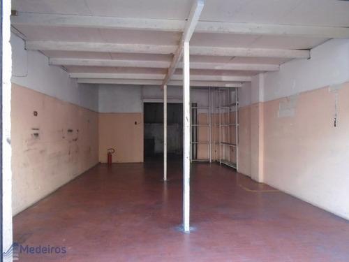 Loja Térrea Rua Maria José- Bela Vista - Md212