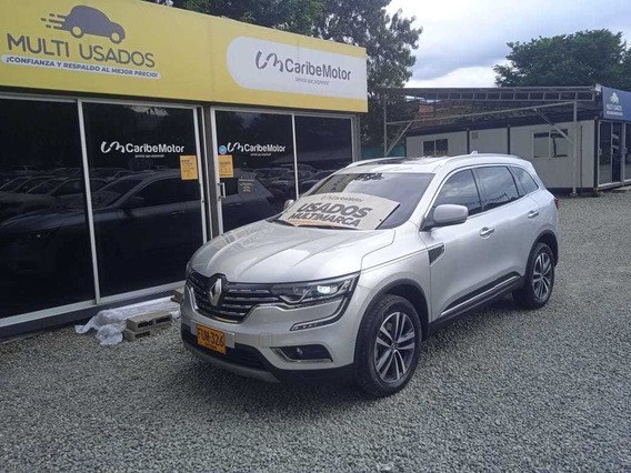 New Koleos Intens 4x4 2.5cc Ultra Silver 2019 Fum326