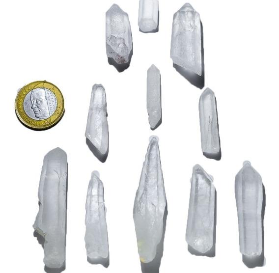 1 Kg Cristal Lemuria Quartzo Pequeno P/ Montar Orgonite