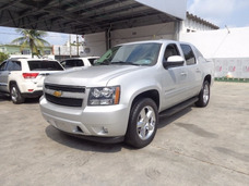 Chevrolet Avalanch Uuv 4x4 2012 Plata Brillante