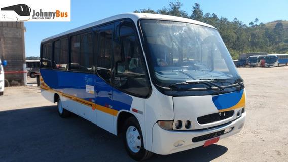 Micro Ônibus Rodoviário Comil Pia - Ano 2002 - Johnnybus