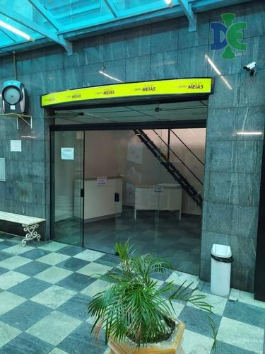 Sala Para Alugar, 22 M² Por R$ 750,00/mês - Centro - Jacareí/sp - Sa0044