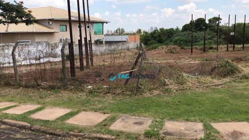 Terreno, 1254 M² - Venda Por R$ 2.400.000,00 Ou Aluguel Por R$ 14.000,00/mês - Parque Taquaral - Campinas/sp - Te0351