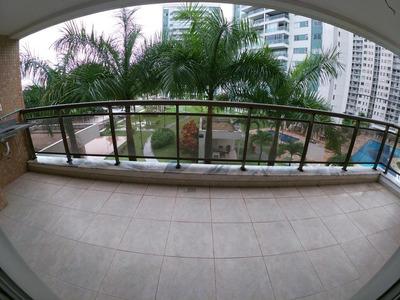 Apartamento Com 4 Dormitórios À Venda, 146 M² Por R$ 620.000 - Ponta Negra - Manaus/am - Ap0487