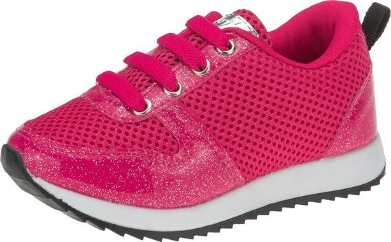 Tenis Feminino Casual Infantil Jogging Joys Calce Facil
