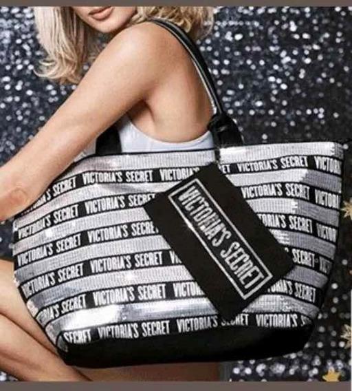 Cartera Victoria Secret Para Dama 100% Original New