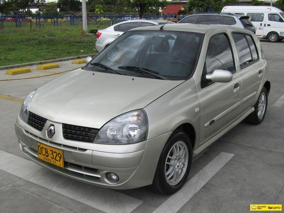 Renault Clio Dinamique Rs