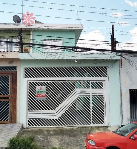Imagem 1 de 15 de Casa Sobrado Para Venda, 3 Dormitório(s) - 1958