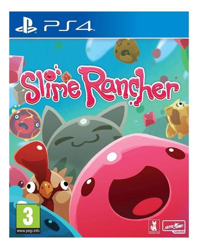 Imagen 1 de 4 de Slime Rancher  Standard Edition Monomi Park PS4 Digital