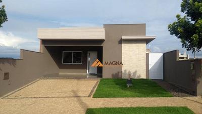 Casa Com 3 Dormitórios À Venda, 145 M² Por R$ 650.000 - Distrito De Bonfim Paulista - Ribeirão Preto/sp - Ca2053