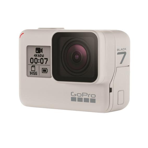 Câmera Gopro Hero 7 Black Edição In Dusk White 12mp 4k Wifi