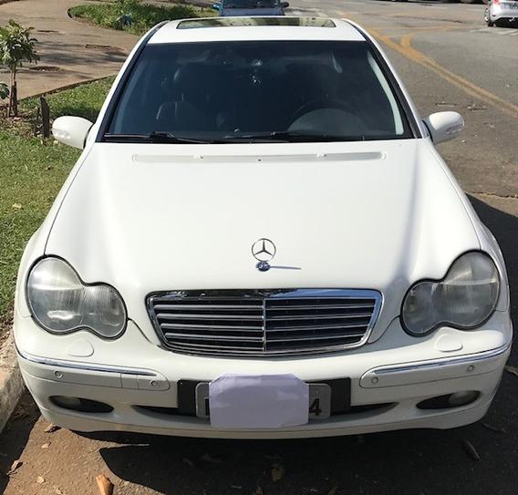 Mercedes Benz C320, 2001/2002 Elegance 3,2 , 4 Portas