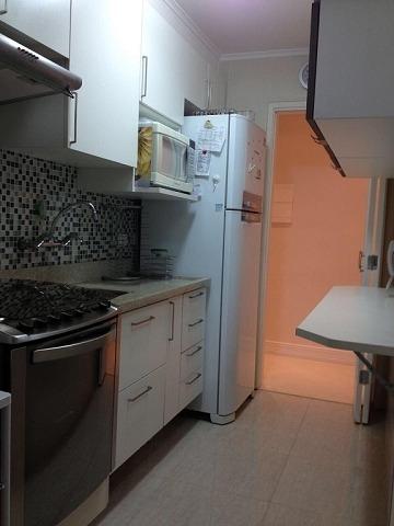 Apartamento Para Venda, 2 Dormitórios, Vila Das Mercês - Guarulhos - 1146