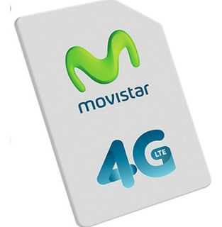 Chip Sim Prepago Movistar Con $50 Pesos De Regalo