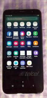 Celular Samsung Galaxy J6 Plus.
