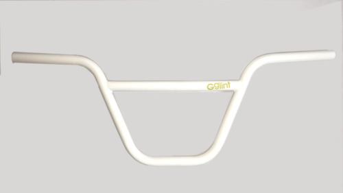 Manubrio Glint Bmx Blanco 9  Importado