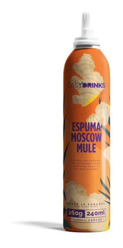 Imagem 1 de 4 de Espuma De Gengibre Moskow Mule Easy Drinks 200ml