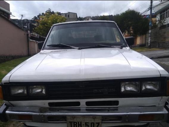 Nissan 1981 Cabina Y Media Chasis Cabinado 1800