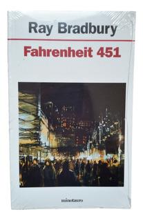 Libro Fahrenheit 451 - Ray Bradbury