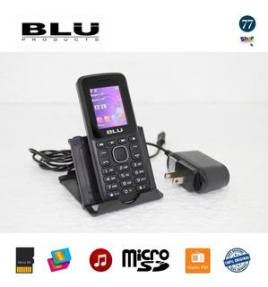 Cell Fone Blu Compact Dual Chip Câmera Musicas Fotos Mp3