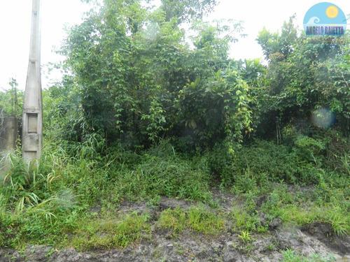 Imagem 1 de 3 de Terreno No Bairro Pérola Negra Em Peruíbe - 2427